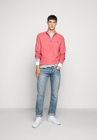 Polo Ralph Lauren - PIMA TEXTURE - Jumper - salmon heather - 1