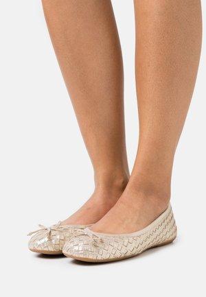 PALMARIA  - Ballet pumps - gold