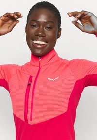 Salewa - VAJOLET RESPONSIVE - Sports shirt - virtual pink - 4