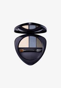 Dr. Hauschka - EYESHADOW TRIO - Eyeshadow palette - saphire - 0