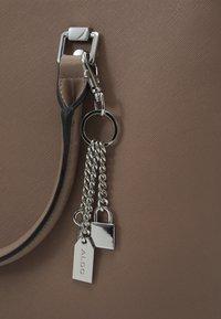 ALDO - SIGOSSA - Briefcase - dark beige - 4