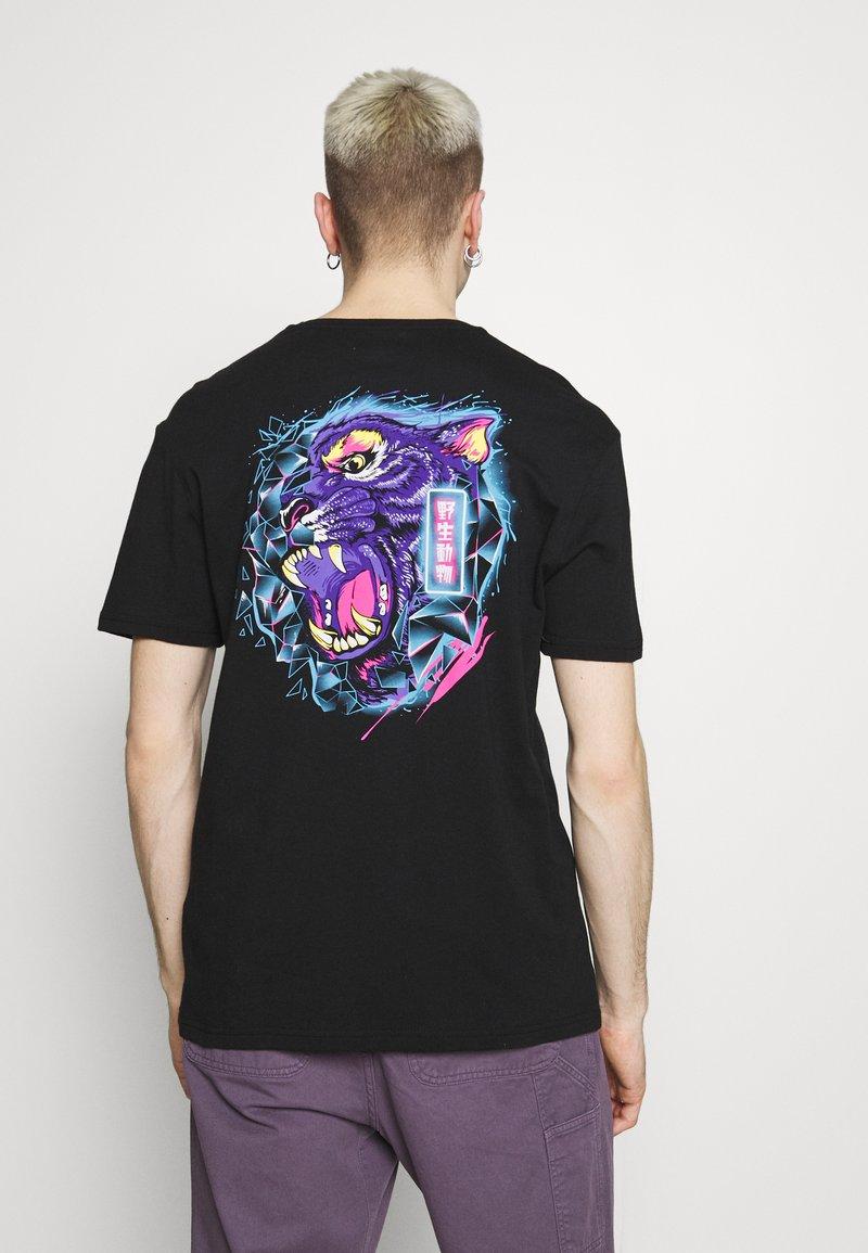 YOURTURN - UNISEX - T-shirts print - black