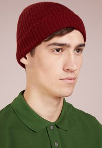 Johnstons of Elgin - CASHMERE BEANIE - Beanie - cabernet - 1