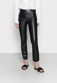 Carin Wester - FREDDIE - Trousers - black - 0