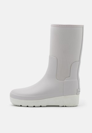 REFINED CREEPER NEO SHORT - Wellies - clatter grey