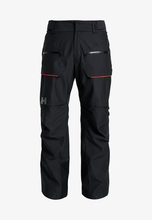 GARIBALDI PANT - Snow pants - black