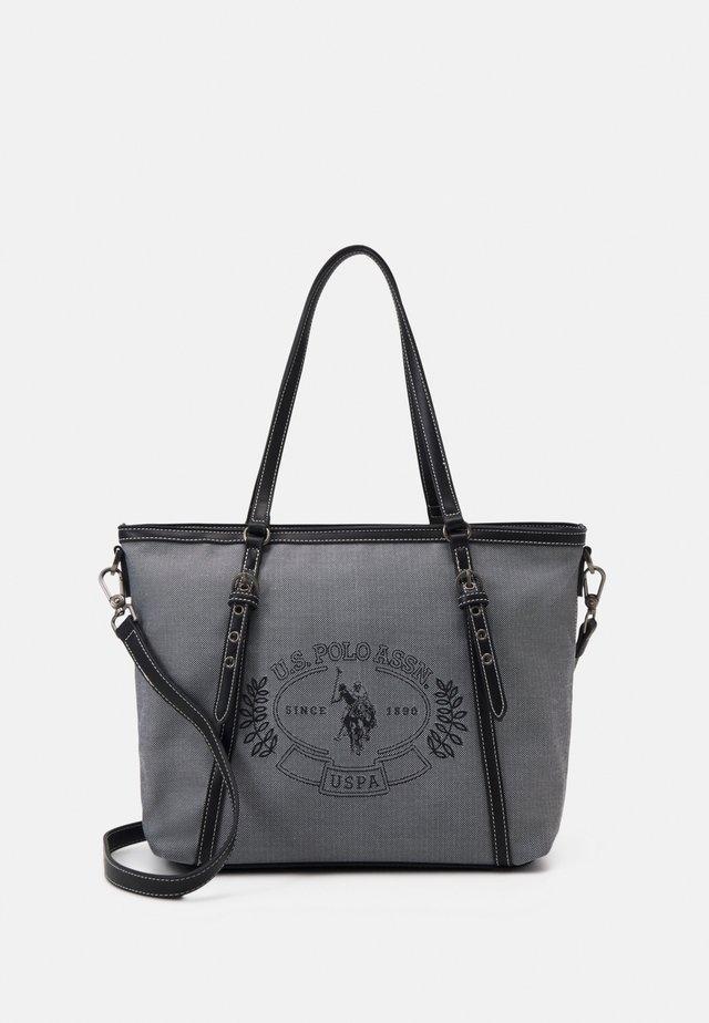VICTORIA - Käsilaukku - black