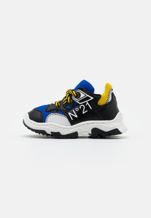 Sneakers laag - blue/black