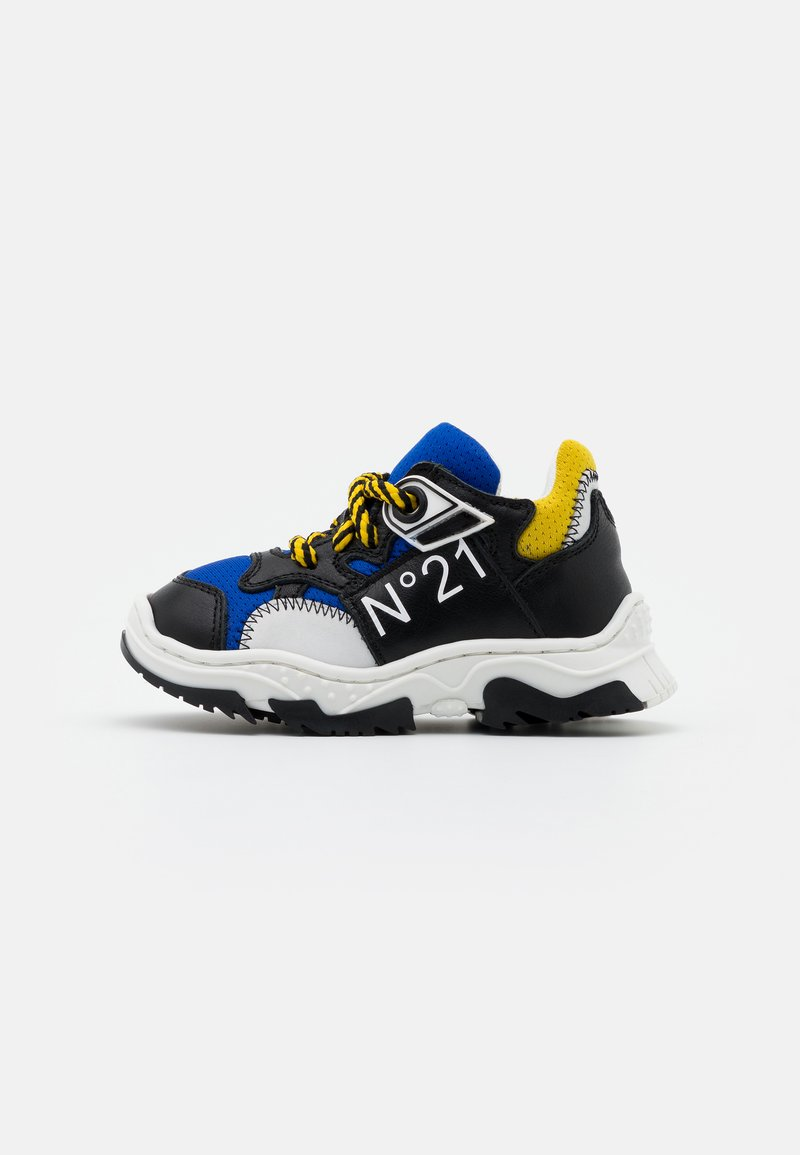 N°21 - Sneakers - blue/black