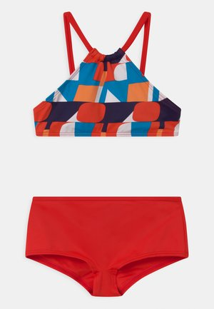 CALI HOLIDAY SET - Bikini - red