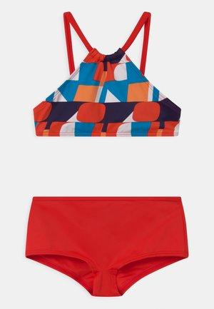 CALI HOLIDAY SET - Bikinier - red