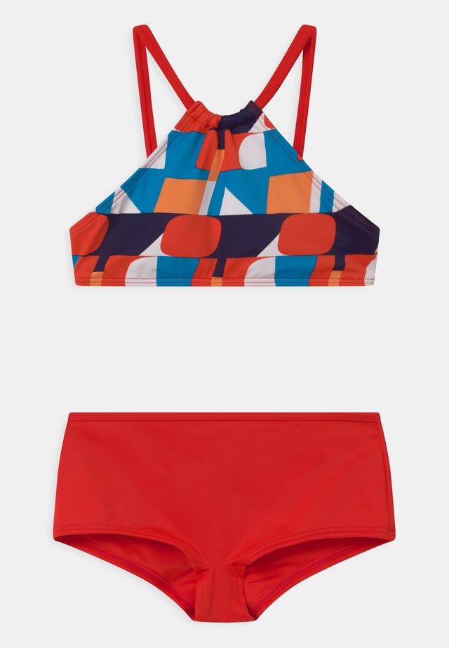 CALI HOLIDAY SET - Bikini - red