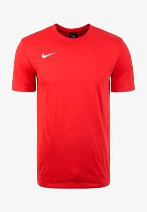 CLUB19 HERREN - Sports shirt - university red / white