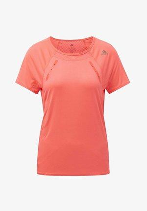 HEAT.RDY - Print T-shirt - pink