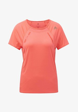 HEAT.RDY - T-shirts med print - pink