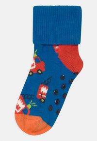Happy Socks - BUNNY FIRETRUCK ANTI SLIP 4 PACK - Socks - multi - 1