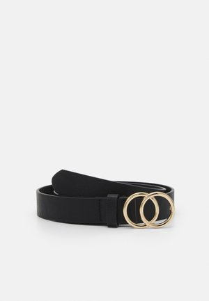 LILYWYND - Belt - jet black/gold-coloured