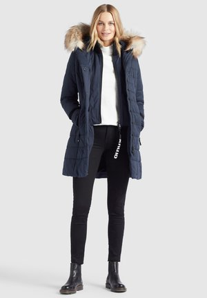 KUBRA - Winter coat - dunkelblau
