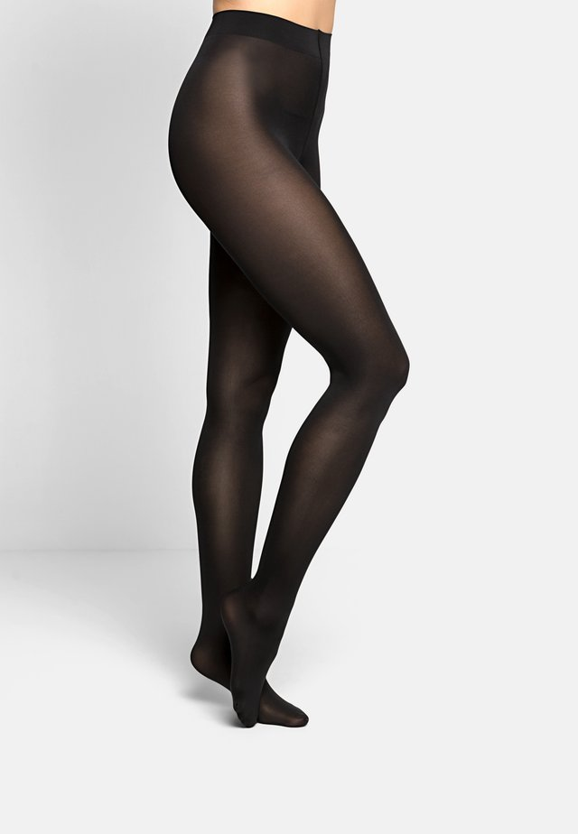 FALKE Family Strumpfhose Blickdicht glatt - Tights - anthracite