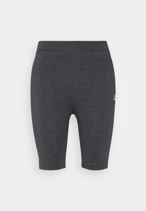 TOUR - Shorts - dark grey marl