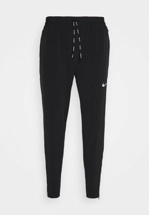 ELITE PANT - Tracksuit bottoms - black/black