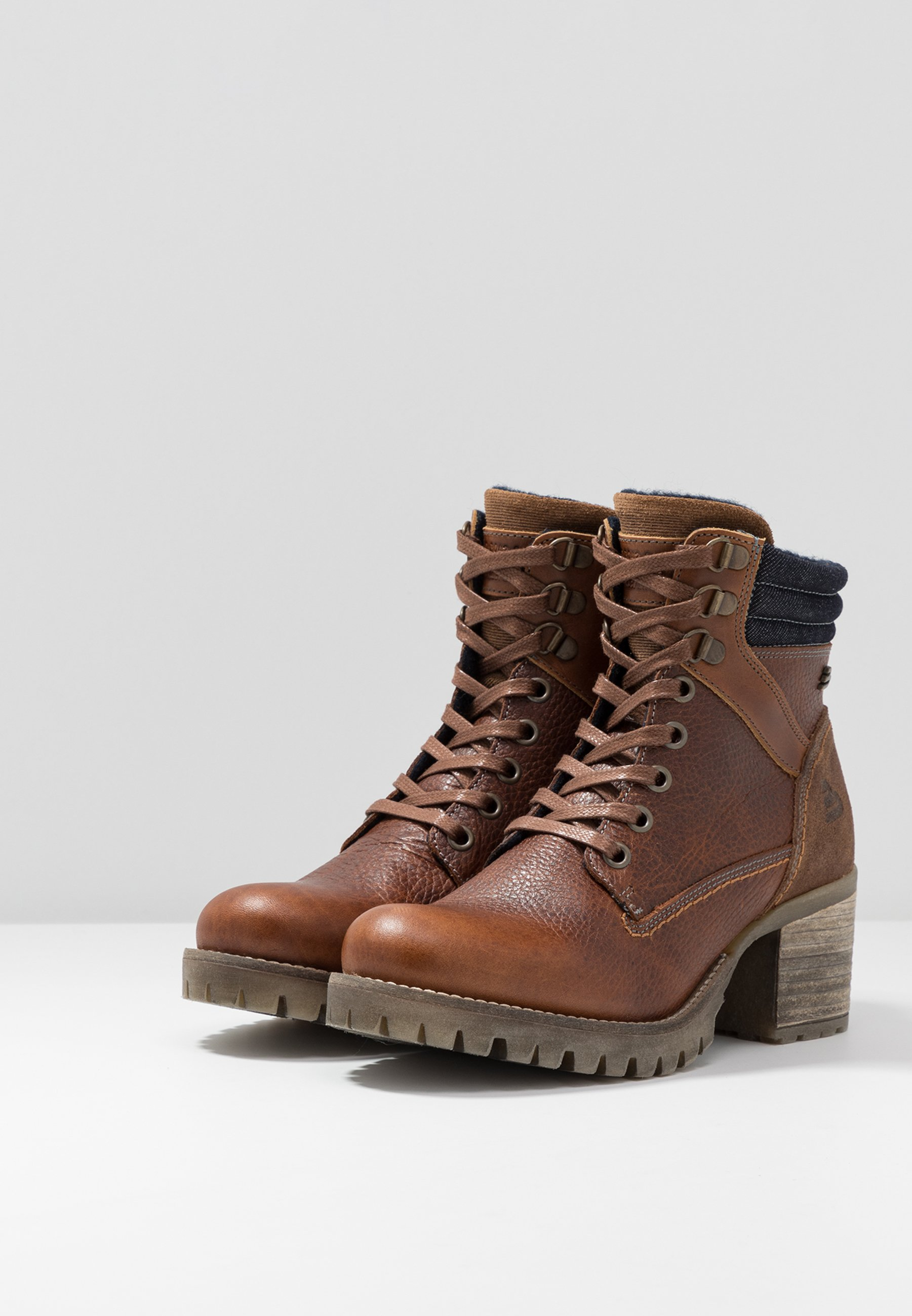 Bullboxer Nilkkurit - cognac - Naisten kengät 5QZO1
