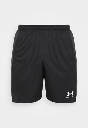 CHALLENGER SHORT - Sports shorts - black/white