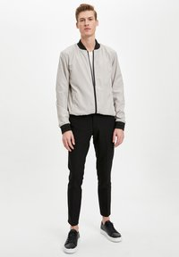 DeFacto - Light jacket - grey - 1