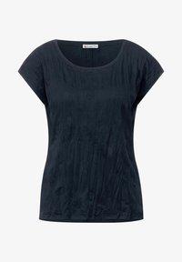 Street One - Basic T-shirt - blau - 3