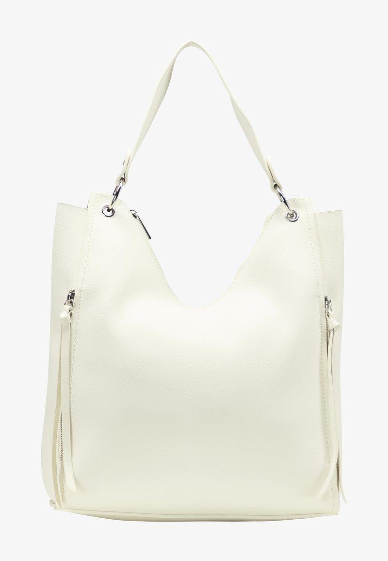 usha - Tote bag - white