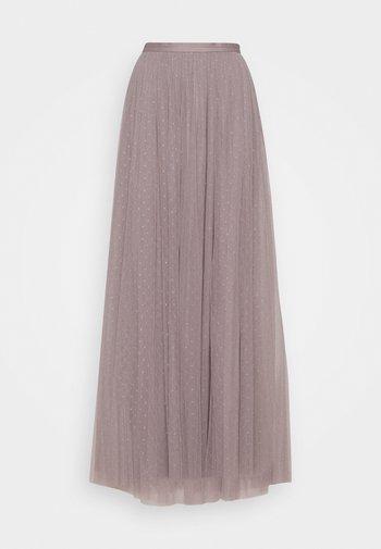 KISSES TULLE EXCLUSIVE - Áčková sukně - lavendar