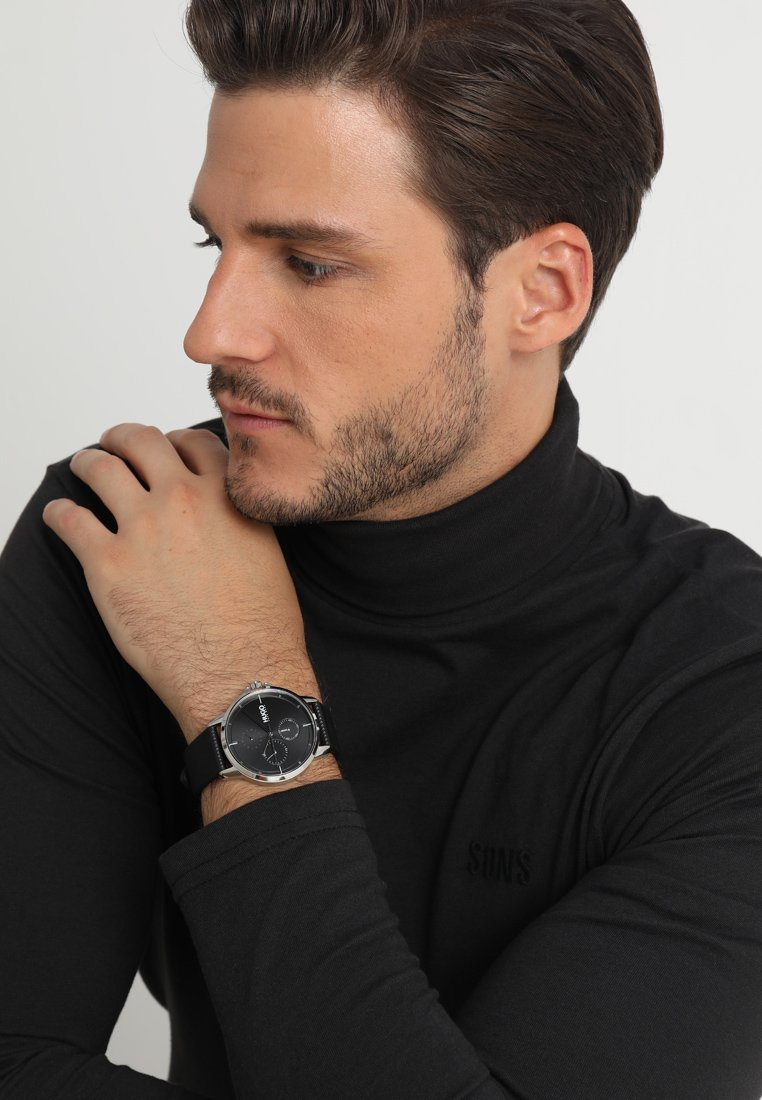 HUGO - FOCUS BUSINESS - Watch - schwarz