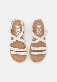 Cotton On - STRAPPY BRAID - Sandals - white - 3