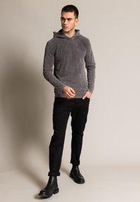 Diesel - Straight leg jeans - schwarz - 1
