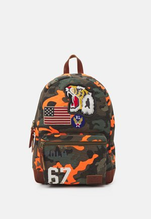 CAMO UNISEX - Rucksack - orange