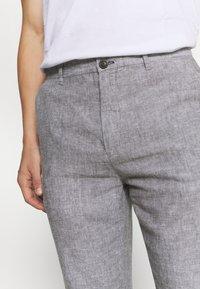 Springfield - PANT TEXTURAS - Trousers - dark grey - 3