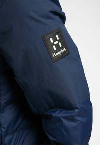 Haglöfs - DALA MIMIC PARKA  - Winter coat - tarn blue - 4