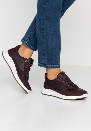 Sneaker low - fig