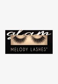 Melody Lashes - GLAM ATTITUDE - False eyelashes - black - 0