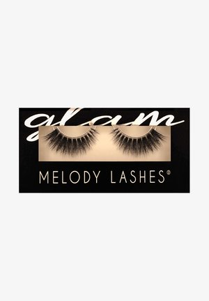 GLAM ATTITUDE - False eyelashes - black
