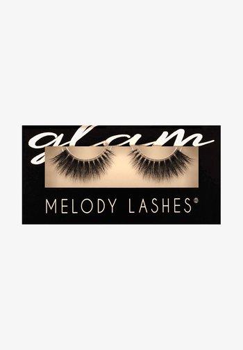 GLAM ATTITUDE - False eyelashes - black