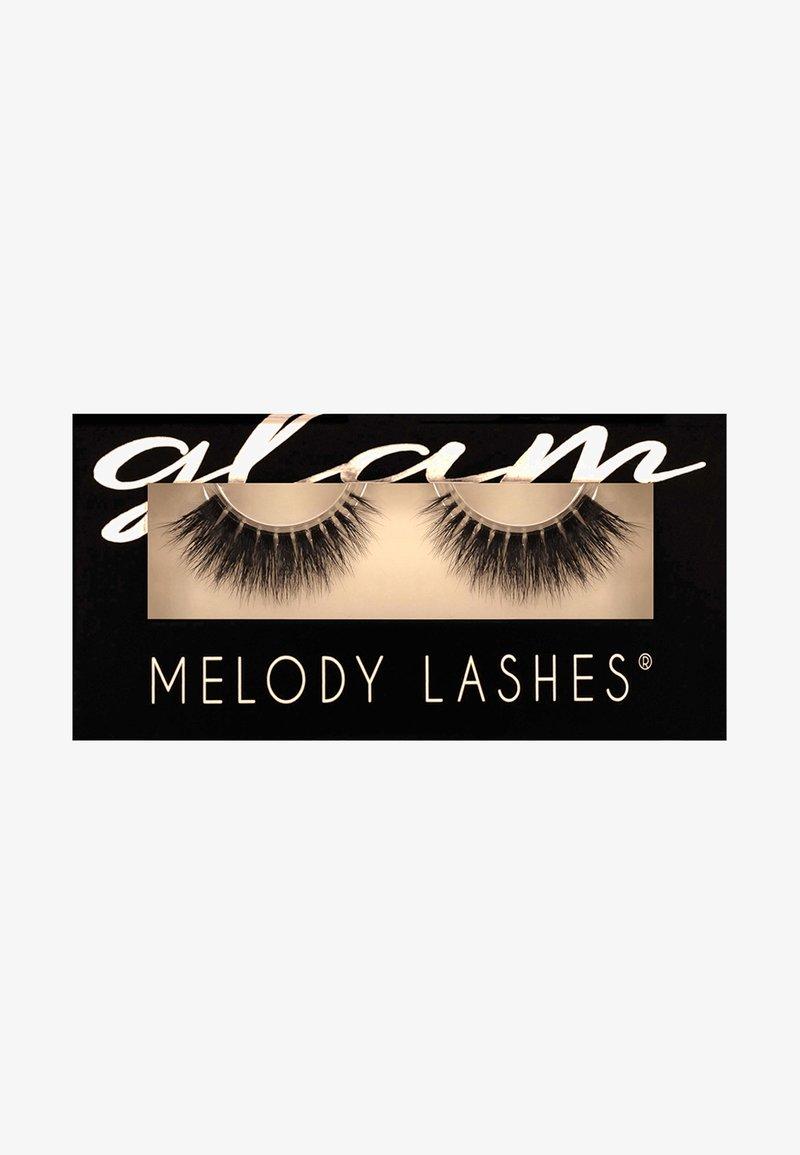 Melody Lashes - GLAM ATTITUDE - False eyelashes - black