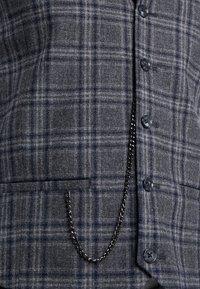 Shelby & Sons - HOCKLEY  - Waistcoat - grey - 4