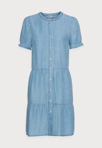 Freequent - ROSIE - Denim dress - light blue - 4