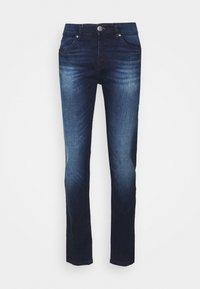 NON RIP - Slim fit jeans - indigo