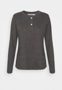 women'secret - Pyjama top - medium melange - 0