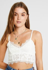 Nly by Nelly - BUSTIER - Top - creme - 3