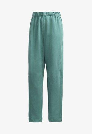 PREMIUM JOGGERS - Tracksuit bottoms - turquoise