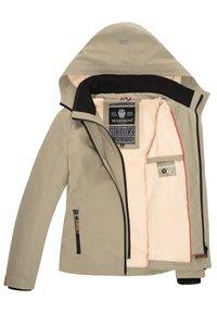 Marikoo - Light jacket - stone grey - 3