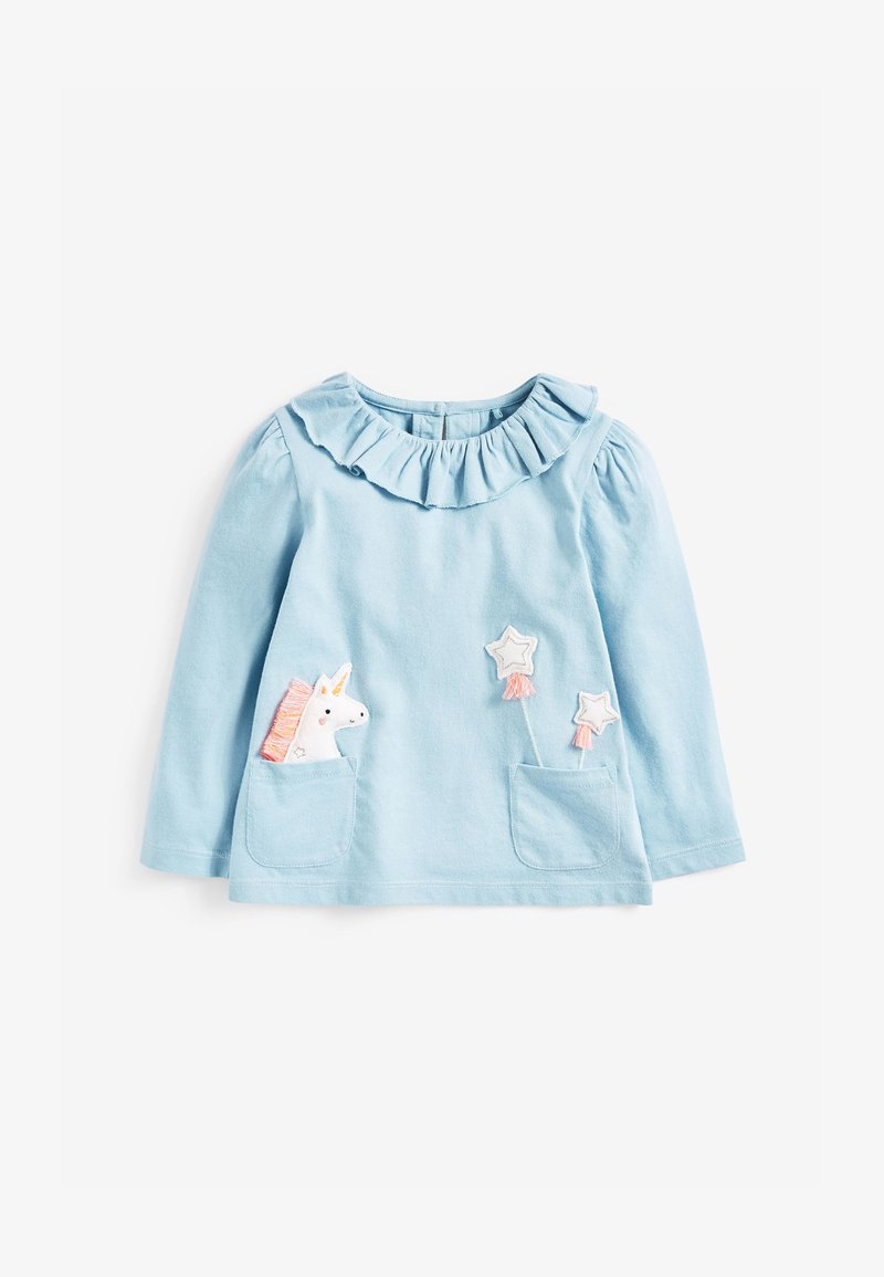 Next - Long sleeved top - blue